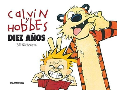 CALVIN Y HOBBES. DIEZ AÑOS