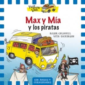 MAX Y MIA Y LOS PIRATAS