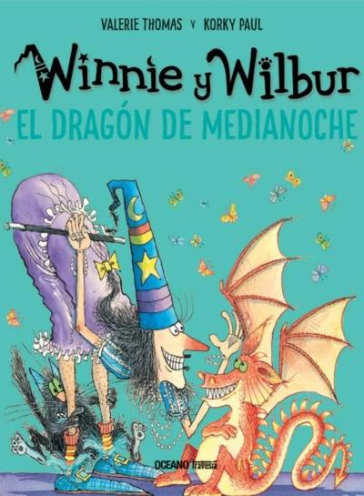WINNIE Y WILBUR. EL DRAGON DE MEDIA NOCHE