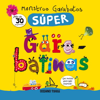 MONSTRUO GARABATOS. SUPER GARABATINAS