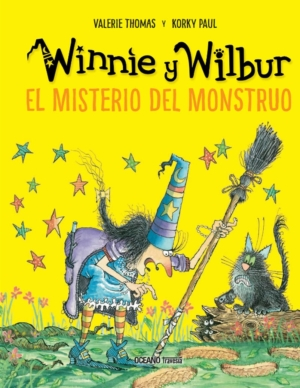 WINNIE Y WILBUR. EL MISTERIO DEL MONSTRUO