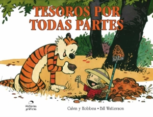 CALVIN Y HOBBES 10. TESOROS POR TODAS PARTES