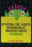 FUERA DE AQUI, HORRIBLE MONSTRUO VERDE!