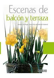 ESCENAS DE BALCON Y TERRAZA