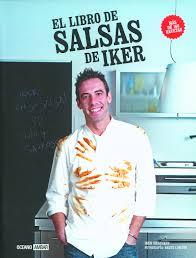 EL LIBRO DE SALSAS DE IKER