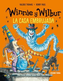 WINNIE Y WILBUR. LA CASA EMBRUJADA