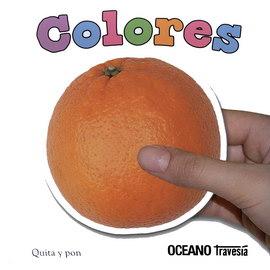 COLORES - QUITA Y PON