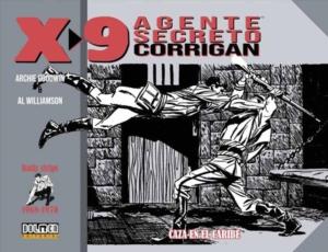 AGENTE SECRETO X-9 (1968-1970)