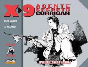 AGENTE SECRETO X-9 (1967-1968)
