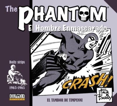 THE PHANTOM 1963-1965. EL HOMBRE ENMASCARADO