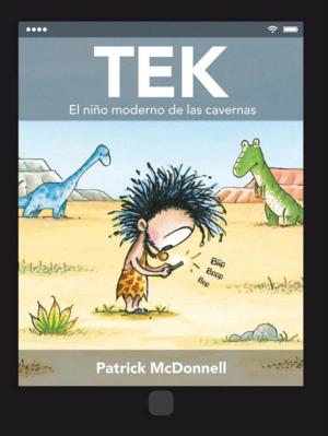 TEK. EL NIÑO MODERNO DE LAS CAVERNAS