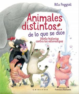 ANIMALES DISTINTOS...DE LO QUE SE DICE