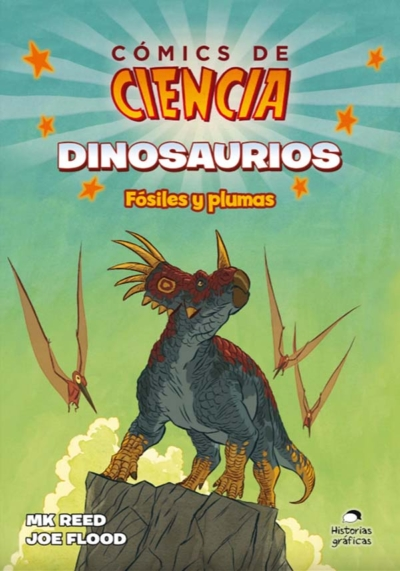 COMICS DE CIENCIA. DINOSAURIOS